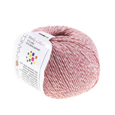 Strickgarn WOOLY COTTON 50g Baumwolle m. 43% Merino-Wolle veredelt Naturgarn – Bild 7