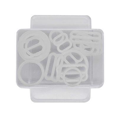 BH-Set 16-teilig 8 Ringe, 8 Verkürzer Gr. 8,11,13,16 mm in Box, Farbwahl – Bild 3