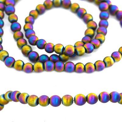 1 Strang Hämatit-Perlen Pfeile Kugel Würfel Schmuckperlen verschiedene Formen Farbwahl – Bild 5