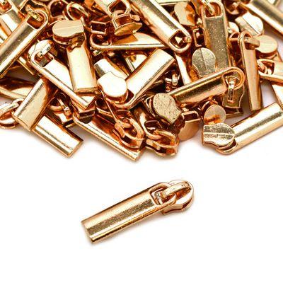 10 Fashion Zipper für Spiralreißverschluss Nonlock 3mm Schieber Schlitten, div. Modelle – Bild 11