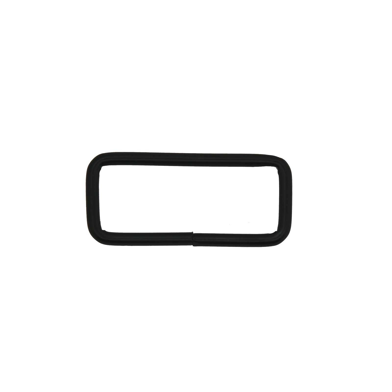 10 Rechteck Ringe Rahmen Durchzug Metall-Schlaufe Gurtband Variantenwahl – Bild 16