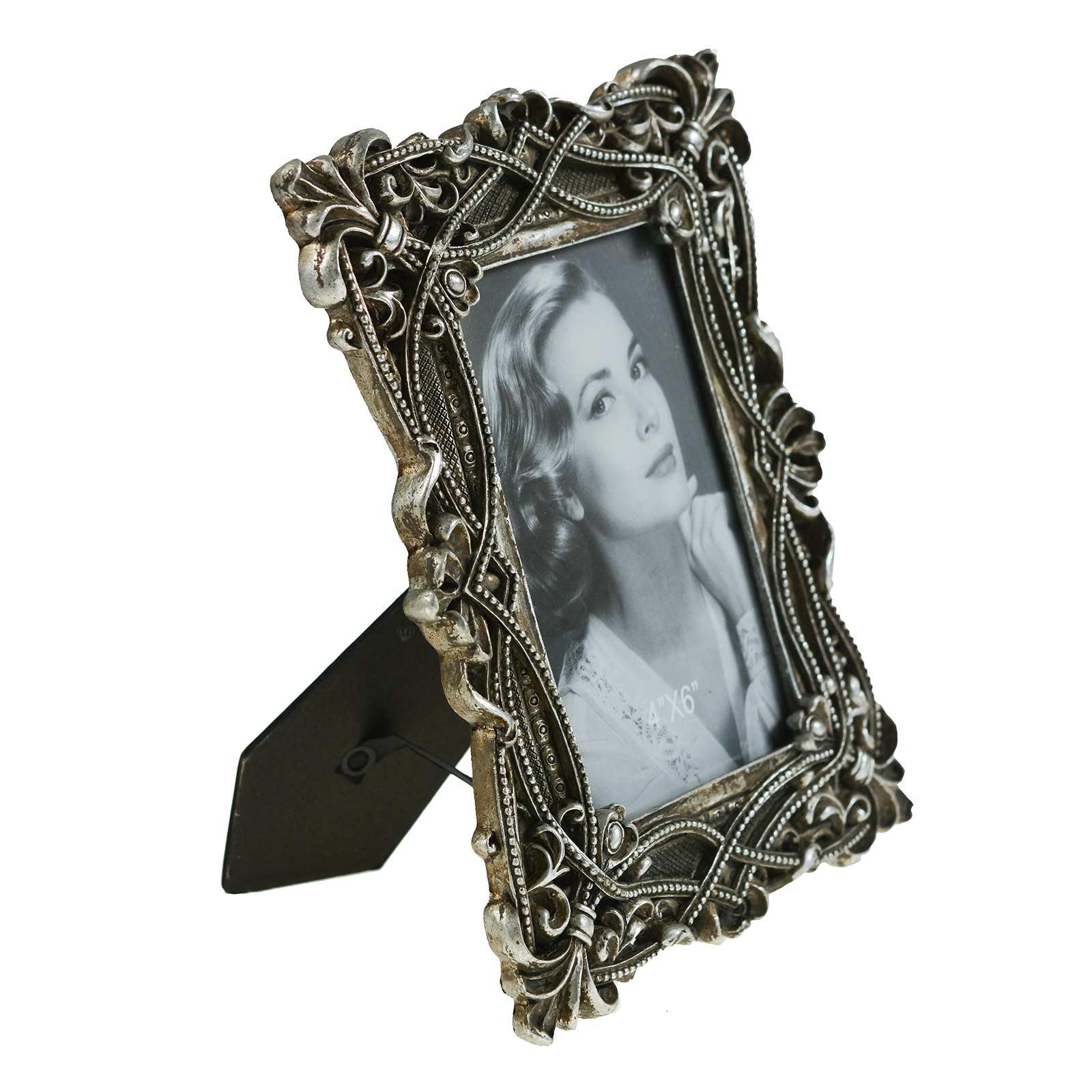 1 Bilder-Rahmen Standbilderrahmen Portrait-Rahmen Barock Fotorahmen Variantenwahl – Bild 11