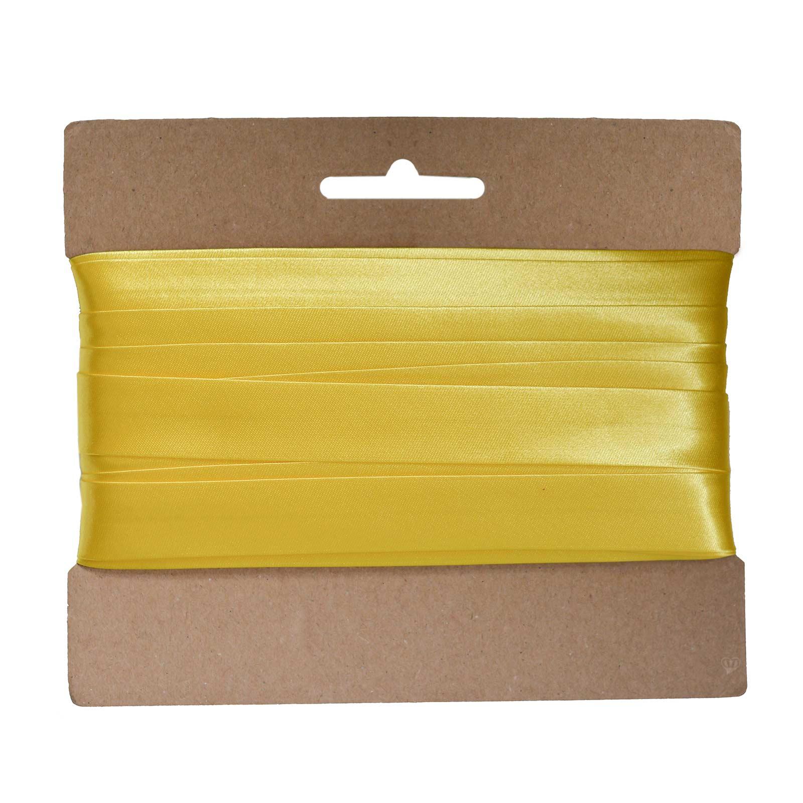 20m Schrägband Satin 20mm gefalzt Kantenband Einfassband 29 Farben wählbar – Bild 5