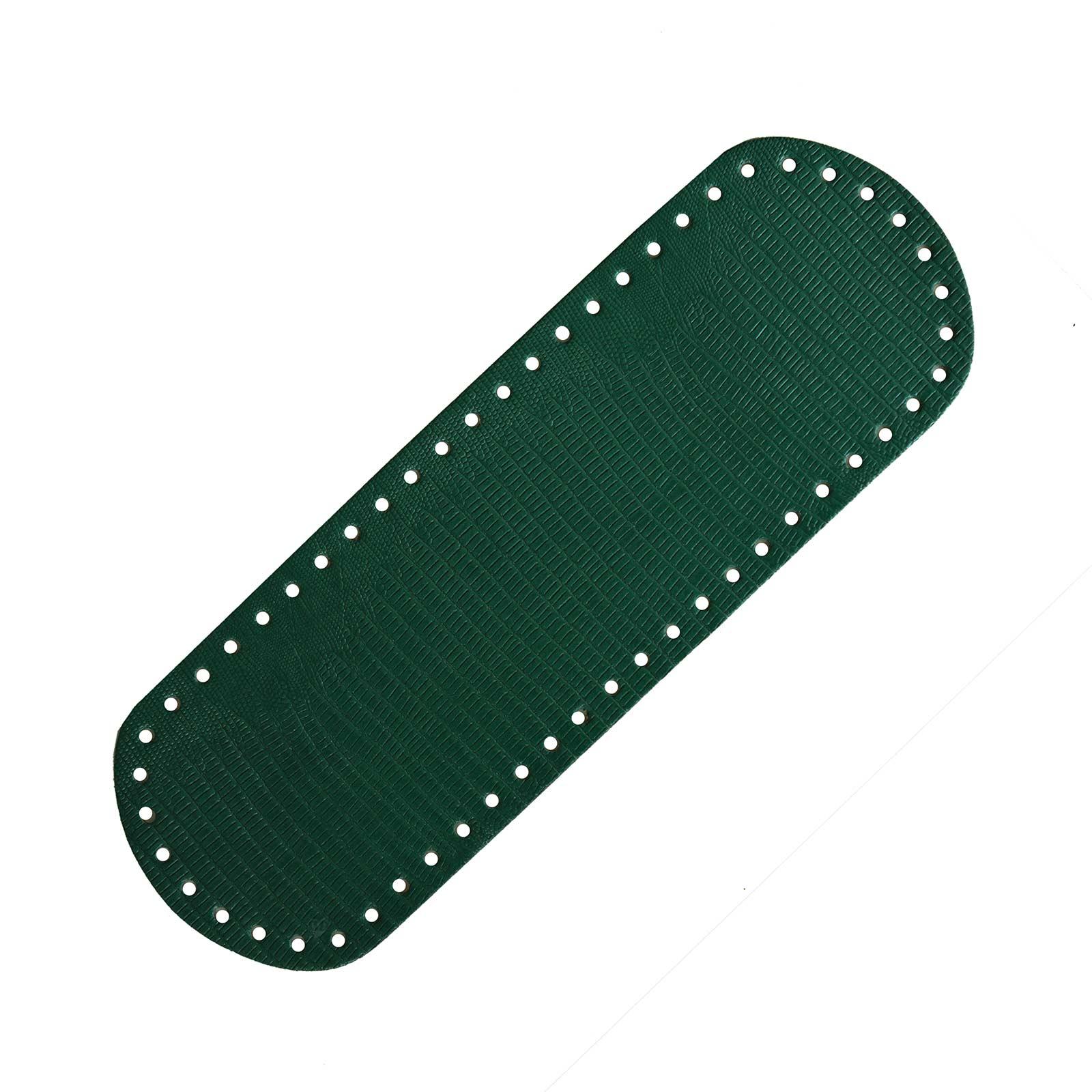 1 Taschenboden Kunstleder zur Taschenherstellung Tasche Krokodilmuster Farbwahl – Bild 4