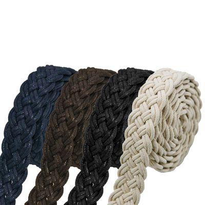 5m Gurtband geflochten modischen Design Gurte Gurtbänder Kurzwaren Taschengurt Variantenwahl