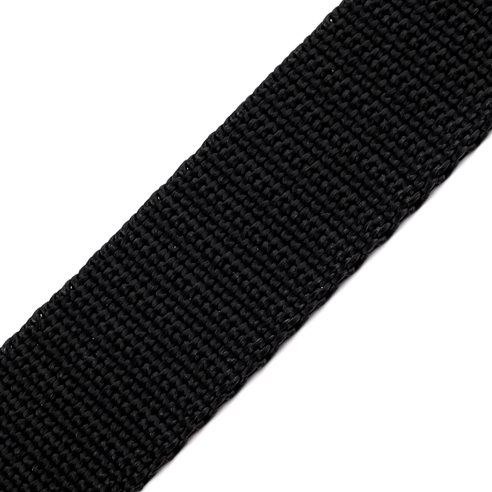50m PP Gurtband, Polyester, 1,3mm stark, Wähle deine Größe und Farbe – Bild 9
