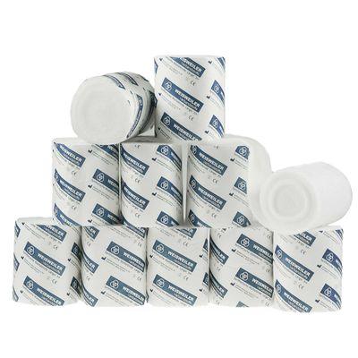 10 Stk Verbandwatte Rolle 3m Polsterbinde Verbandspolster Polsterwatte Größenwahl