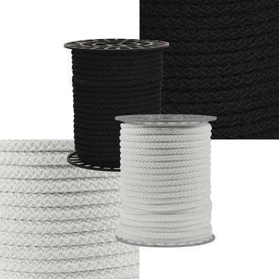 50m Polypropylen-Seil Ø 10mm auf Rolle Universalseil Kordel Schnur Farbwahl