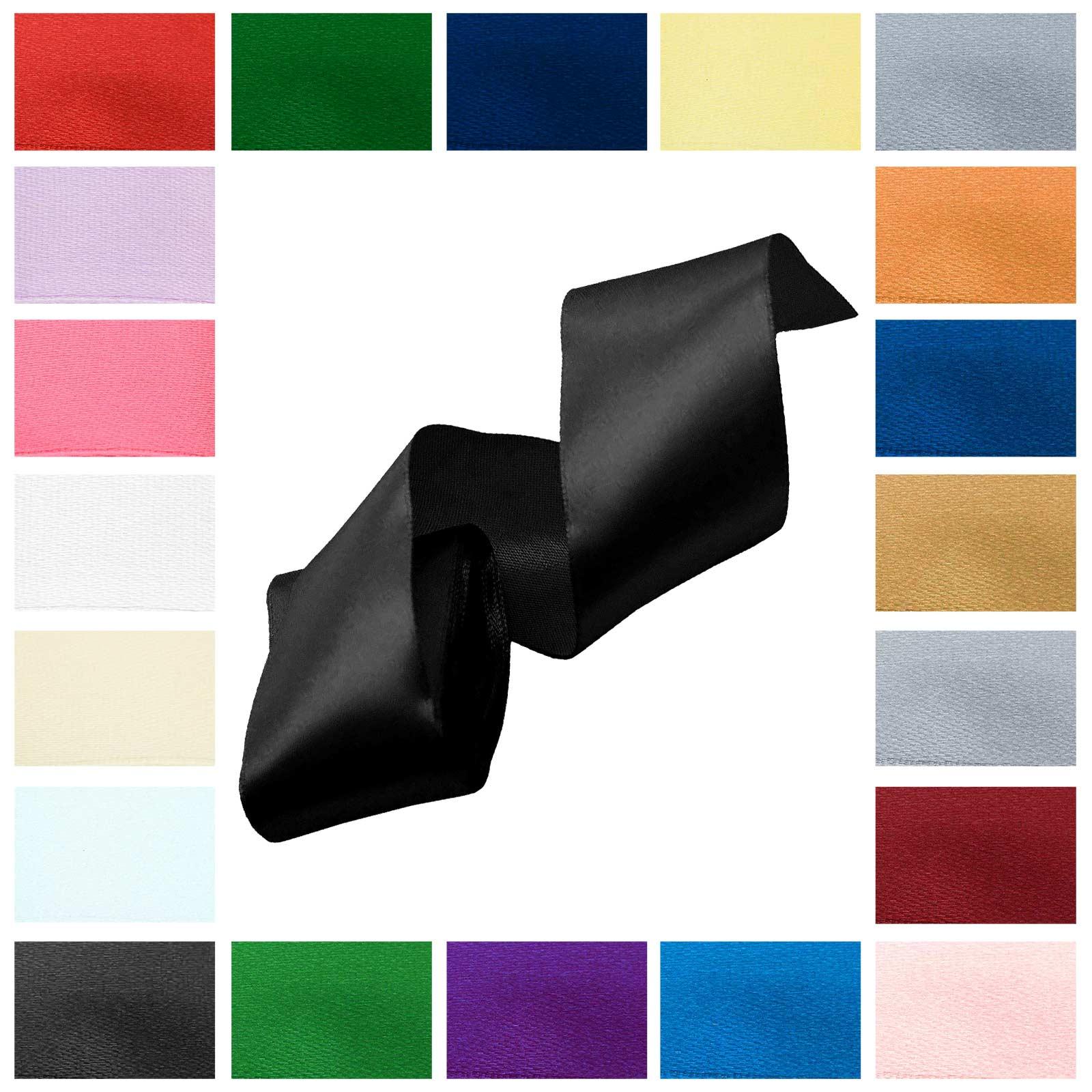 3m Satinband 50mm Dekoband Geschenkband, wähle deine Wunschfarbe – Bild 14