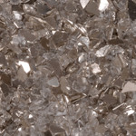 SiLiglit Glasglitter Silber 001