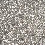 SiLiglit Grade II Polyesterglitter Silber 001
