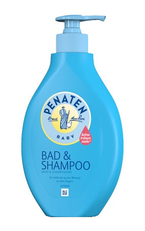 PENATEN Baby Bad & Shampoo 400 ml