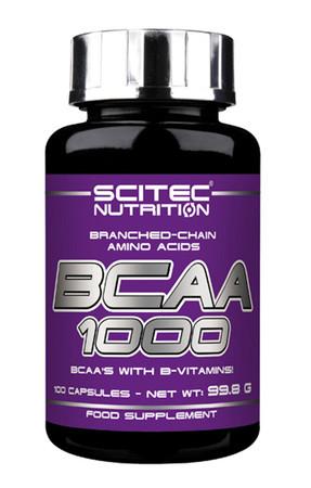 BCAA 1000 - 100 Kapseln