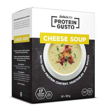 Protein Gusto Käse Suppe 10 Portionen