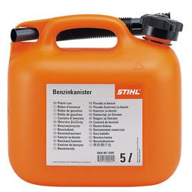 Benzinkanister, 5 l orange – Bild 1