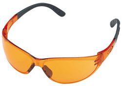 Contrast, Schutzbrille In starkem Orange