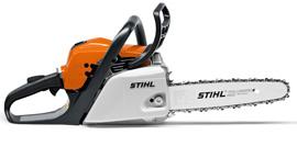 STIHL Benzin-Motorsäge MS 181, Schienenlänge 35cm – Bild 1