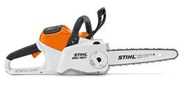 STIHL Elektro-Motorsäge MSA 160 C-BQ, Schienenl. 30cm, mit Akku AP 200 und Ladegerät AL 101 – Bild 1