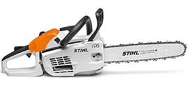 STIHL Benzin-Motorsäge MS 201 C-M, Schienenlänge 30cm – Bild 2