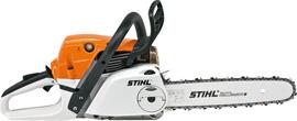 STIHL Benzin-Motorsäge MS 241 C-BEM, Schienenlänge 40cm – Bild 1