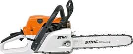 STIHL Benzin-Motorsäge MS 241 C-M, Schienenlänge 35cm – Bild 1
