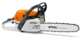 STIHL Benzin-Motorsäge MS 261 C-M, Schienenlänge 40cm – Bild 1