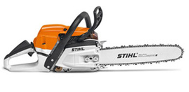 STIHL Benzin-Motorsäge MS 261 C-M Q, Schienenlänge 37cm