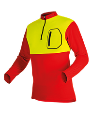 Pfanner Zipp-Neck-Shirt langarm