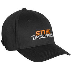 STIHL TIMBERSPORTS® Baseball Cap - mit gesticktes STIHL TIMBERSPORTS® Logo