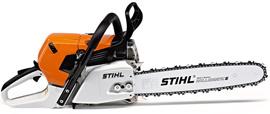 STIHL Benzin-Motorsäge MS 441 C-M W, Schienenlänge 45cm – Bild 1