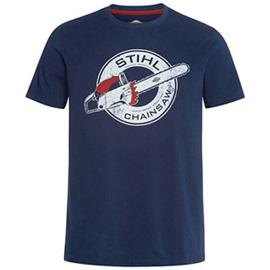 Stihl Für alle mit Sammelleidenschaft T-Shirt Contra Men