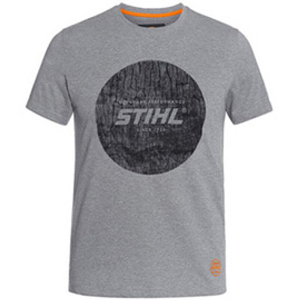 Stihl T-Shirt Wood Circle