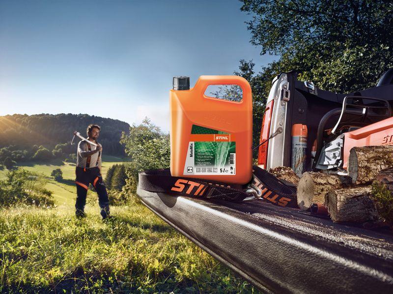 Stihl MotoMix 2-Takt Kraftstoff – Bild 3