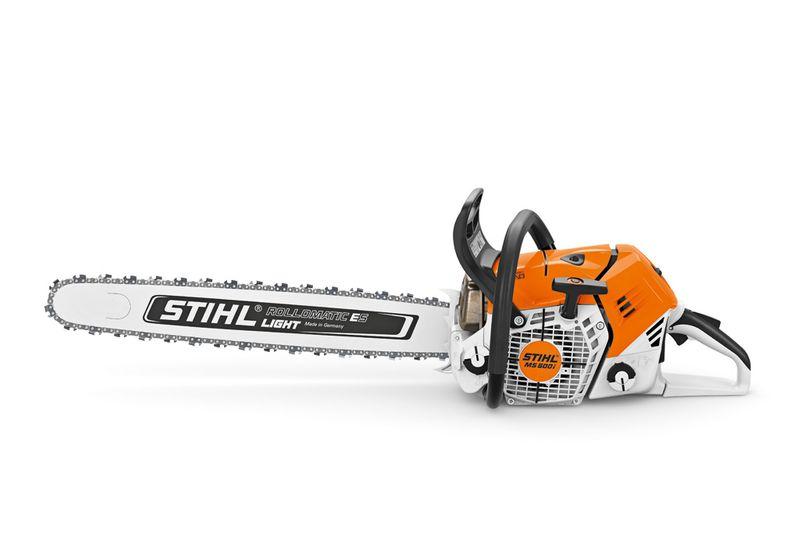 Stihl Motorsäge MS 500i - Schnittlänge 50 / 63 / 71 – Bild 1