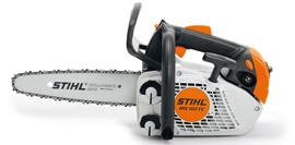 Stihl Motorsäge MS 150 TC-E - Schnittlänge 25 / 30 cm – Bild 2