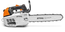 STIHL Benzin-Motorsäge MS 201 TC-M, Schienenlänge 35cm
