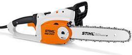 STIHL Elektro-Motorsäge MSE 210 C-BQ, Schienenlänge 35cm