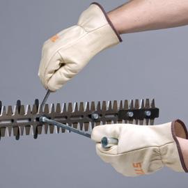 Satz Messerspiel, einstellbar, 60 cm, für HS 81 R/ HS 82 R