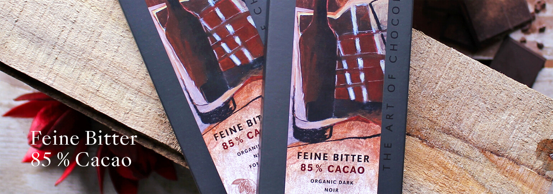 Feine Bitter 85% Kakao