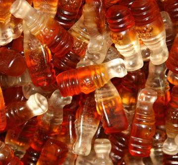 Cola Flaschen 300 g