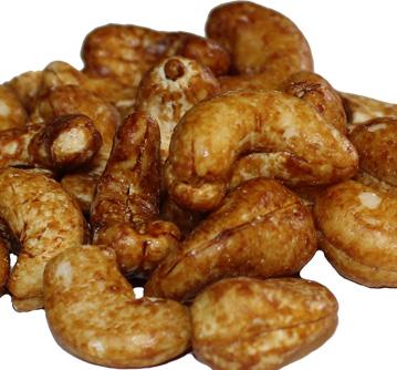 Pikante Cashews 300 g