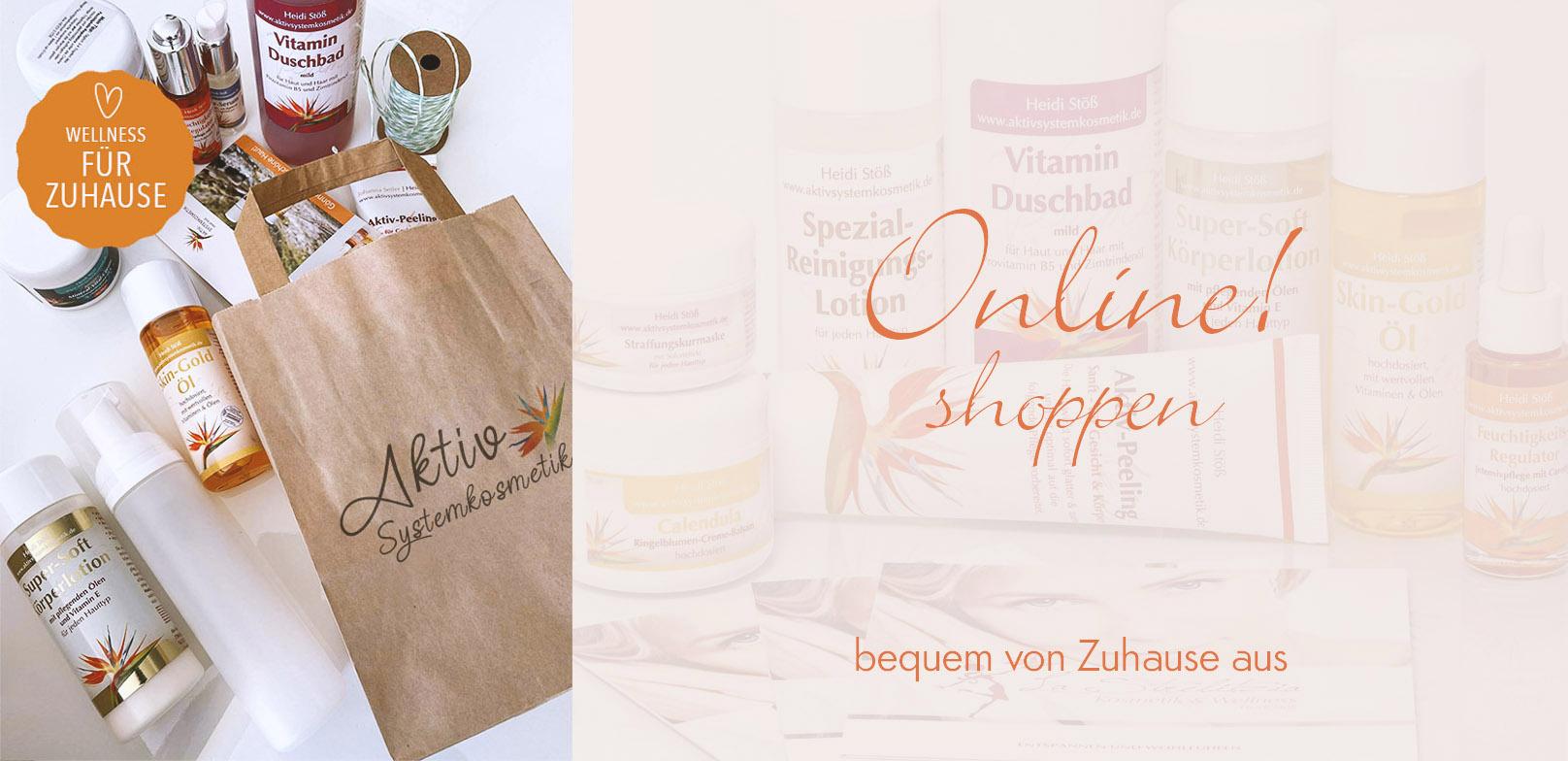 Kosmetik online kaufen