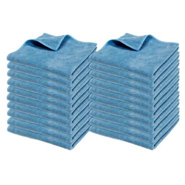 """Microfaser """"Allzwecktuch PRO ST blau"""
