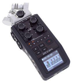 ZOOM H6 6-Spur Audio Recorder Demomodel günstig online kaufen