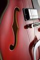 Hagström Alvar E-Gitarre Wild Cherry  HSALVAR04