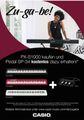 Casio Px1000 rot Privia Digitalpiano mit Hammermechanik neu