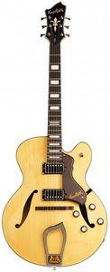 Hagstrom HJ500 Natural Gloss  Jazzgitarre günstig online kaufen