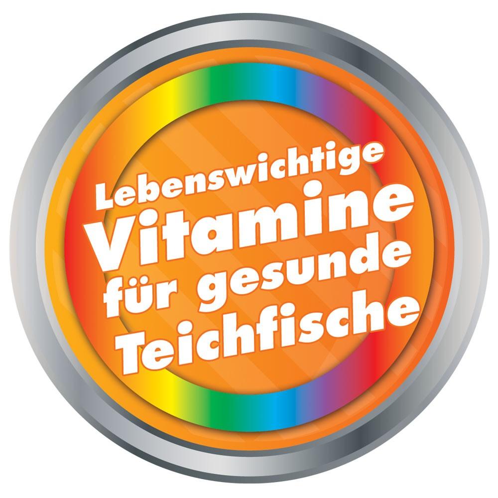5 00 l aquality vitamine mineralien ml gesunde Teichfische deutschland