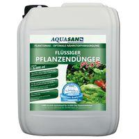 AQUASAN PlantoMax Flüssiger Pflanzendünger Plus 5.000 ml