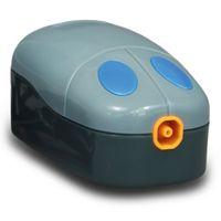 AQUALITY AIR Premium Durchlüfter Luftpumpe SILENT 230 M-103